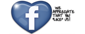 Like us en win!