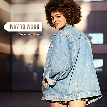 Adecco Way to Work Campagne